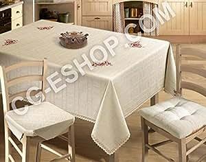 Copritavolo tovaglia tappeto tavolo x cucina tirolese - Tovaglia copritavolo ...