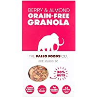 The Paleo Foods Co - Granola de Bayas Paleo 340g