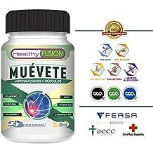 Potente Antiinflamatorio con Acción Analgésica – Reduce y Elimina Dolores – Regenerador Articular – Potente Cúrcuma