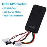 PolarLander dell'automobile del veicolo del motociclo di GSM GPRS GPS libero Sistema tempo reale per PC di monitoraggio 4 Banda monitoraggio GT06 Dispositivo