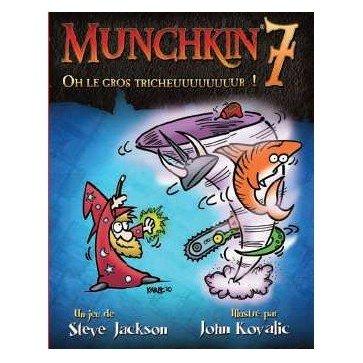 Munchkin Extension - Asmodee - UBIMU07 - Jeux De Cartes