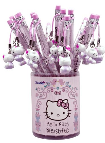 hello-kitty-woodland-animals-pencil-with-dangler