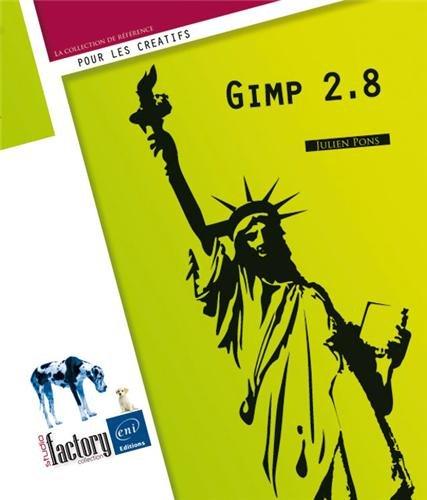 Gimp 2.8 par Julien PONS