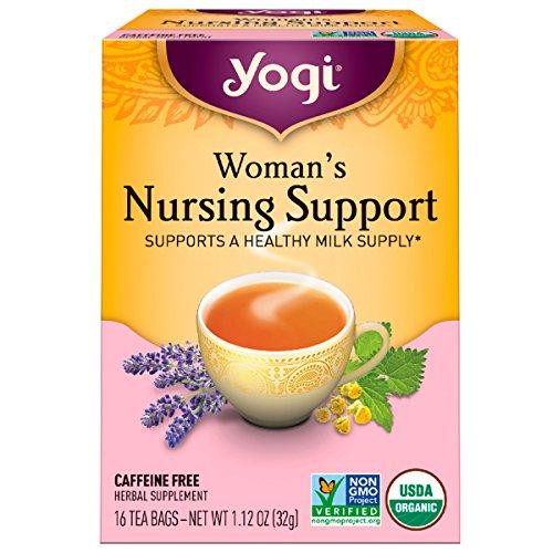 YOGI TEA - Womans Nursing Support Organic Tea - 16...
