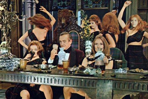 Moviestore David Niven als Sir James Bond in Casino Royale 91x60cm Farb-Posterdruck (Bond David)