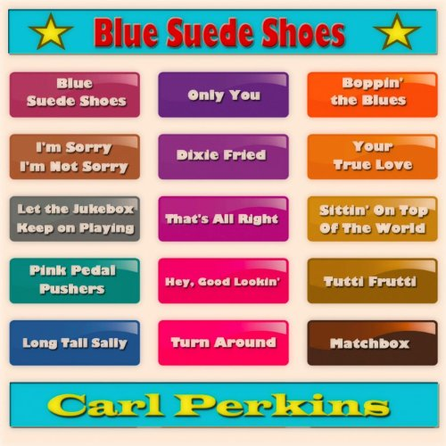Blue Suede Shoes (Greatest Hits)