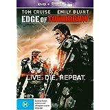 TOM CRUISE - Edge of Tomorrow (DVD + Ultra Violet) DVD