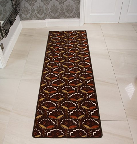 modern-brown-floral-design-affordable-machine-washable-non-slip-rubber-kitchen-mat-luna-3-sizes