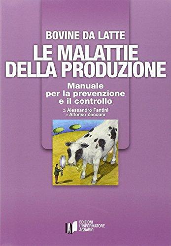 Zoom IMG-2 bovine di latte le malattie