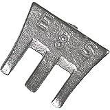 Martillo de cuña de 29 mm de tamaño 6, 25 pcs
