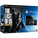 PlayStation 4 - Console A Chassis + The Last of Us Remastered [Bundle Limited]