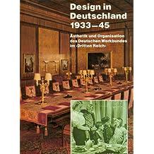 Design in Deutschland 1933-1945