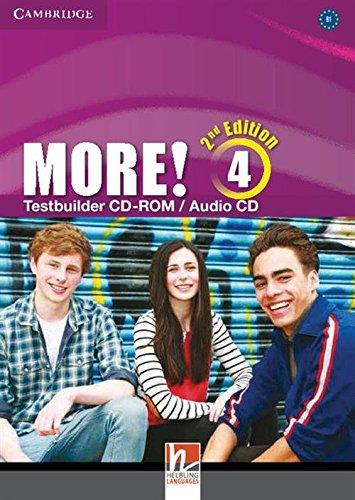 More! Level 4 Testbuilder CD-ROM/Audio CD -