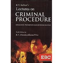 Lectures on Criminal Procedure [Cr. P.C]