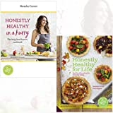 Honestly Healthy in a Hurry and for Life 2 Books Bundle Collection - The busy food-lover's cookbook,Healthy Alternatives for Everyday Eating