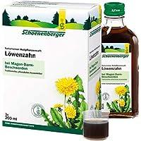 Schoenenberger Löwenzahn Saft, 3x200 ml preisvergleich bei billige-tabletten.eu