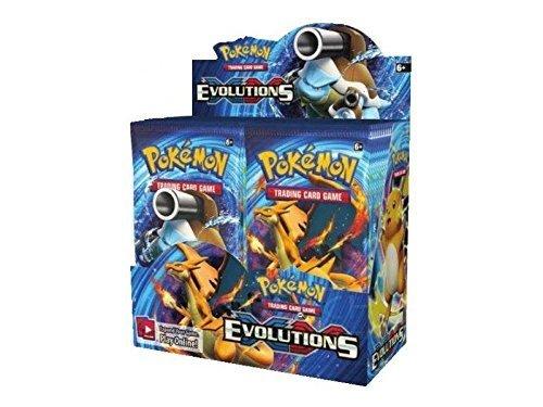 Display Pokémon évolution
