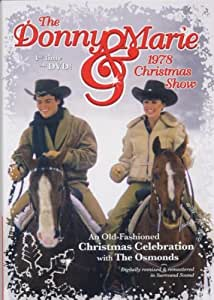 Donny And Marie Osmond - The Donny And Marie 1978 Christmas Show [DVD]
