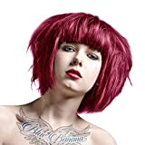 La Riche Directions Semi-Permanente Haarfarbe 88ml (Rose Red) + KOSTENLOSES Blue Banana Sugar Skull Täschchen