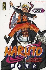 Naruto Edition simple Tome 33