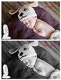VOSMEP® Baby Monitor Baby Phone 2.4 GHz Digital Video Zwei Wege Audio Mit 2.0 Sicherheit + Nachtsicht mit + Temperatursensor - 6