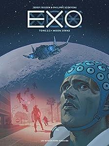 vignette de 'Exo, tome 2 (Jerry Frissen)'