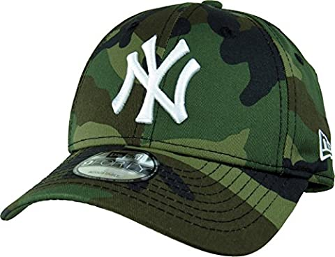 New Era Men Caps / Snapback Cap League Essential camouflage Adjustable