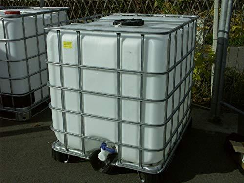 VOXTRADE Regenwassertank 1000 Liter