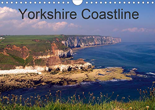 Yorkshire Coastline (Wall Calendar 2020 DIN A4 Landscape): From Spurn Peninsula to Robin Hoods Bay, The Yorkshire Coast in Colour. (Monthly calendar, 14 pages ) (Calvendo Nature) -