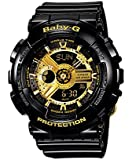 Casio Damen-Armbanduhr Analog - Digital Quarz Resin BA-110-1AER