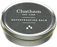Chatham Unisex-Adult Natural Waterproof Balm Shoe Treatments and Polishes Neutral 50.00 ml
