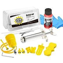 revmega Kit de purga de freno herramienta para Shimano frenos de disco hidráulico–con 50ml aceite mineral líquido