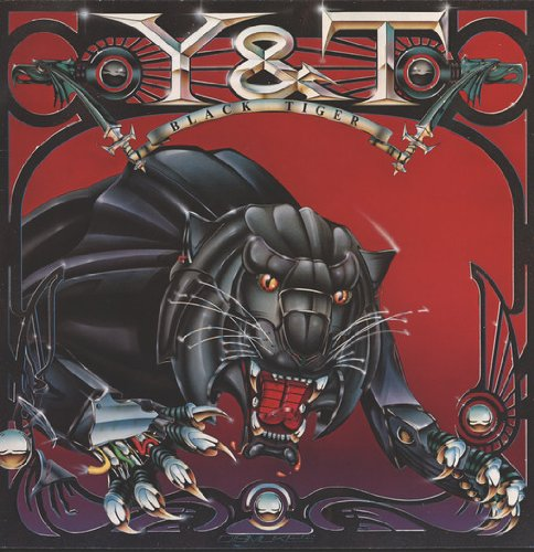 Black tiger (1982) [Vinyl LP] -