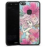 Huawei P10 lite Silikon Hülle Case Schutzhülle Arielle Die Meerjungfrau Disney Princess