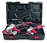 Winkelschleifer L 2100-230 + L 1001-125 im Koffer A