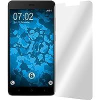 2 x Xiaomi Redmi Note 4 (2016) protector de pantalla claro Películas Protectoras