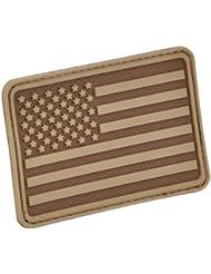 Hazard 4 3D USA Flag Moral Patch (Bras Gauche) Coyote