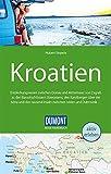 DuMont Reise-Handbuch Reiseführer Kroatien: mit Extra-Reisekarte