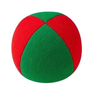 Henrys j05100-D16 - Bolsas de Frijol Superior, 62 mm de diámetro, de Color Rojo / Verde