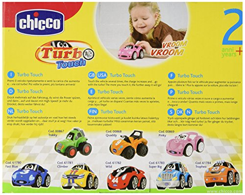 Imagen 2 de Chicco - Turbo Touch Pinky 00060083000040
