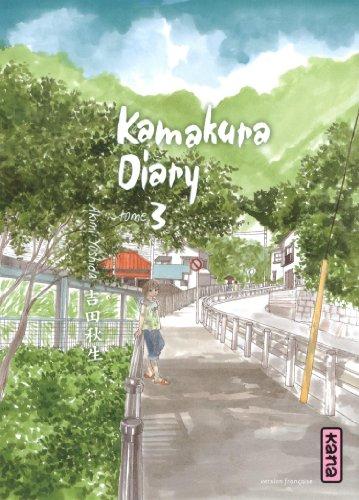 Kamakura Diary, Tome 3 : par Akimi Yoshida