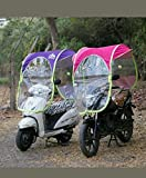 #5: Epyz Folding Waterproof Scooter Bike Sunroof Cover for all 2 Wheelers- ALL SEASON