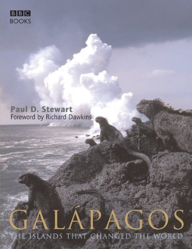 Galapagos: The Islands That Changed the World by Stewart, Paul D., Richard Dawkins (September 7, 2006) Paperback