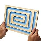 Spiralen-Labyrinth Geduldspiel / Geschicklichkeitsspiel: Spezielle Spiele und Ressourcen für Menschen mit Alzheimer / Demenz von Active Minds