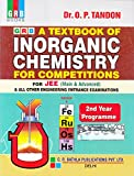A Textbook of Inorganic Chemistry for JEE(Main & Advanced) & All Other Engineering Entrance Examinations  (2018-2019)