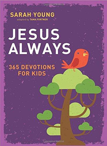 Jesus Always: 365 Devotions for Kids (Jesus Calling(r))