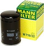 Gebraucht, Mann Filter W71922 Ölfilter gebraucht kaufen  Wird an jeden Ort in Deutschland