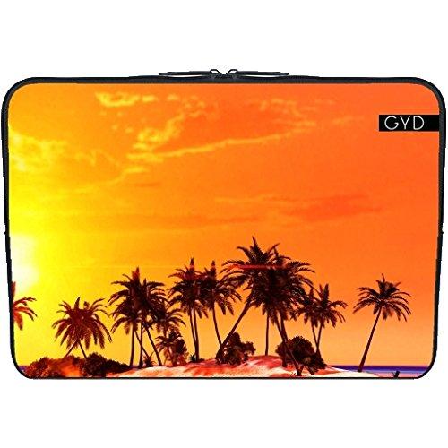 Neopren huelle NetBook / Laptop 11.6' inch - Sonnenuntergang by nicky2342