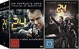 24 - Die komplette Serie & Redemption