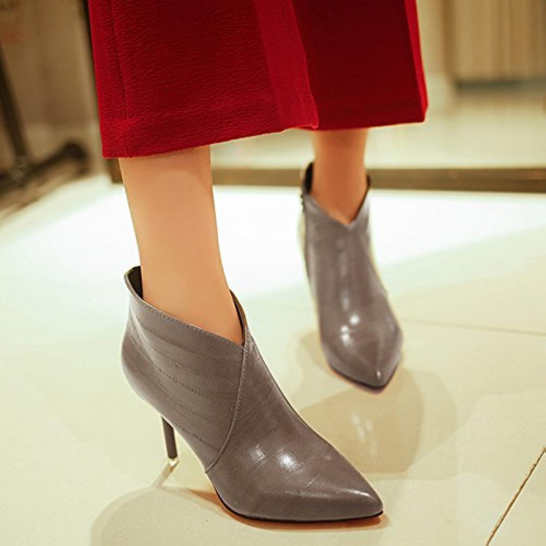 6dd4103e23590 bottes d'hiver gaolim chaussures femmes côté fermeture fermeture ...